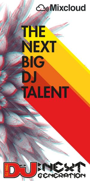 DJ MAG Next Generation Competition