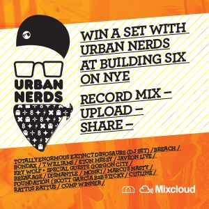 Urban Nerds New Year's Eve Mix Comp