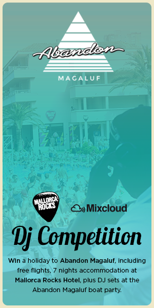 Abandon Magaluf 2014 DJ Competition