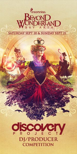 Beyond Wonderland 2014 DJ Competition