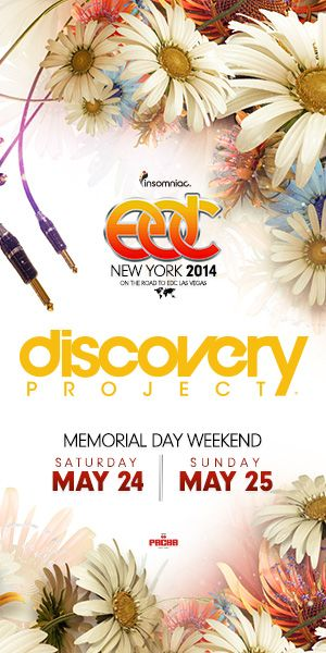 Discovery Project: EDC New York 2014