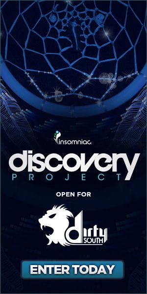 Insomniac Discovery Project: Enhanced Concert Series ft. Dirty South