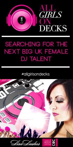 All Girls On Decks DJ Competition 2014