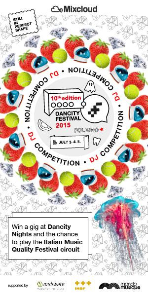 Dancity Festival 2015 DJ Competition