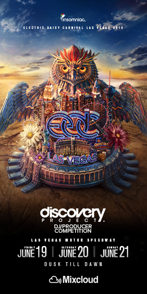 Discovery Project: EDC Las Vegas 2015 DJ Competition