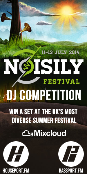 Noisily Festival 2014 DJ Competition