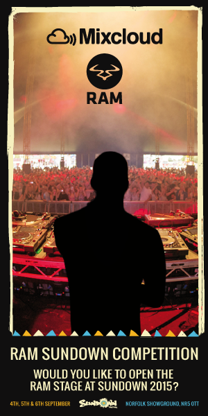 RAM Sundown 2015 DJ Competition