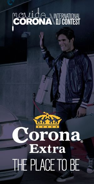 Movida Corona UK DJ Contest