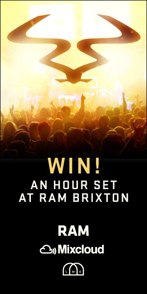RAM Brixton Mix Competition
