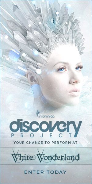 Insomniac Discovery Project: White Wonderland