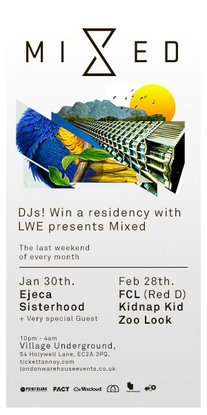 "LWE's ""Mixed"" DJ Competition"