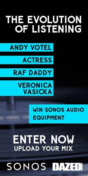 Sonos X Dazed Evolution of Listening Competition