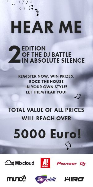 ABSOLUT HEAR ME 2014 DJ COMPETITION