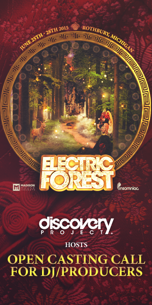 Electric Forest 2015 Open Casting Call