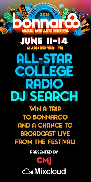 Bonnaroo All-Star College Radio DJ Search