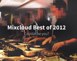 Mixcloud 'Best of 2012'