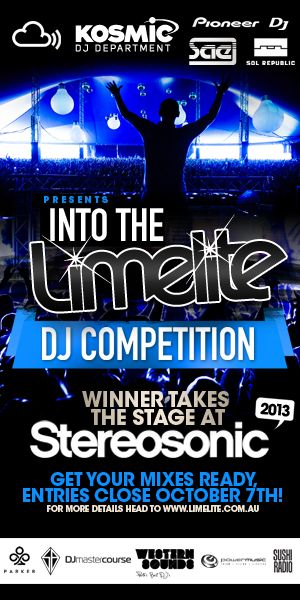 Into The Limelite DJ Competition 2013