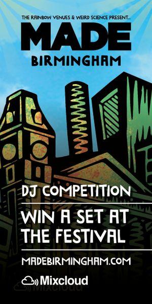 MADE Birmingham 2015 DJ Competition