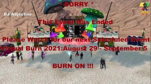 BURN2 Virtual Regional of BM Live!