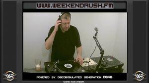 WEEKEND RUSH FM