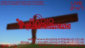 Radio Gateshead - LIVE 24/7