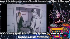 DJ Neil Armstrong Live!