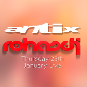 23th January Live Antix