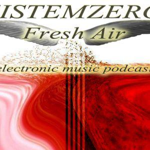 SISTEMZERO - Fresh Air 122 (08.02.2016)