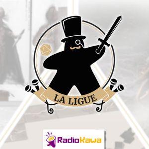 La Ligue d'Allo Win (La Ligue #1)