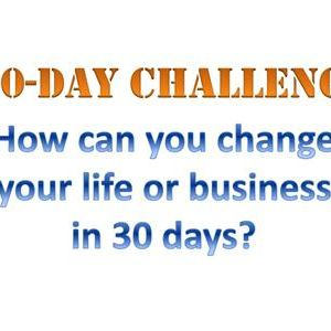 30-Day Challenge: Nicole Bernardo, Life Coach