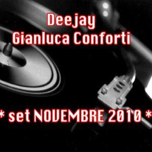 Dj Gianluca Conforti - Set Novembre 2010