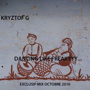 dancing like freakyyy