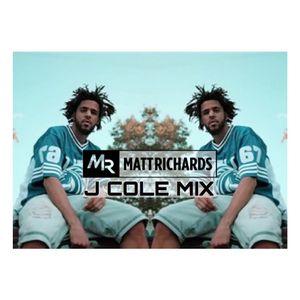 J. COLE MIX   TWEET @DJMATTRICHARDS