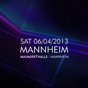 Alle Farben @ Time Warp Mannheim (06-04-2013)