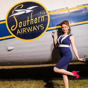 Jackie Lo Show 4-20-15 Birmingham Pinups, Southern Museum of Flight, and Drew Burke Photo