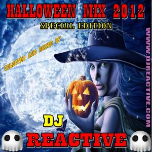 Halloween Mix 2012 (Mixed by Dj Reactive)