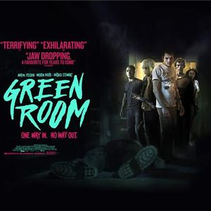 Into the Green Room