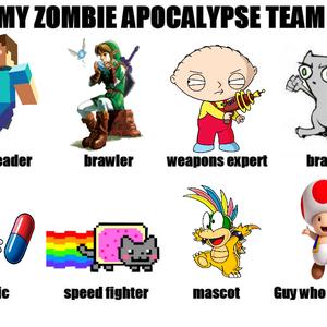 Zombie Level 4_