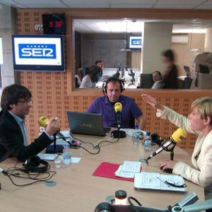 Escolteu el cara a cara de Girona. Qui ha guanyat?