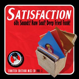 Satisfaction Mix CD - Vol 2
