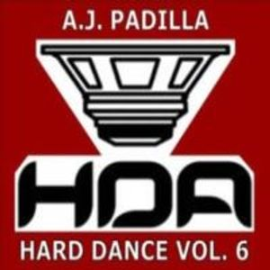 A.J. Padilla Hard Dance Vol. 6