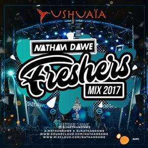 FRESHERS 2017 MIX | Hip Hop - UK Rap - Bassline - House - Grime | @NATHANDAWE