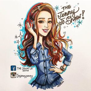 The Jenny Jo Show (Friday, October 9, 2015)