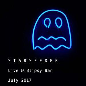 Starseeder Live at Blipsy Bar Hollywood July 2017