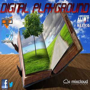 AWOT Mexico pres.DIGITAL PLAYGROUND with Alex John(powered by Phoenix Trance Promotions)06/11/2014