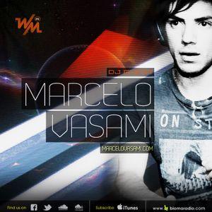 We Must Radio Show #25 - Dj Guest - Marcelo Vasami - Interview