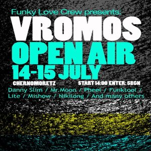 Danny Slim Live @ Vromos Open Air