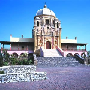 Museo regional de Nuevo León, el obispado
