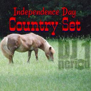 Independence Day Country Set