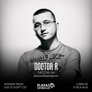 11.10.21 GROOVE ON - DOCTOR R